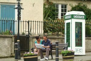 Disenchantment Disney Filmed in Enniskerry Village County Wicklow, Ireland